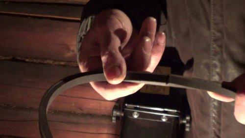Снегоуборщик не выбрасывает снег - посмотри это видео  Ремонт снегоуборщика своими руками за 5 минут