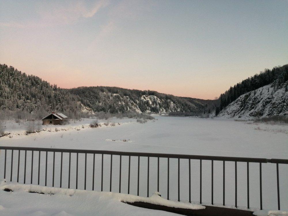 Деревня Сибирь 42