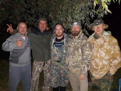 Вечер перед открытием осенней охоты 2019. Будем ждать осень
