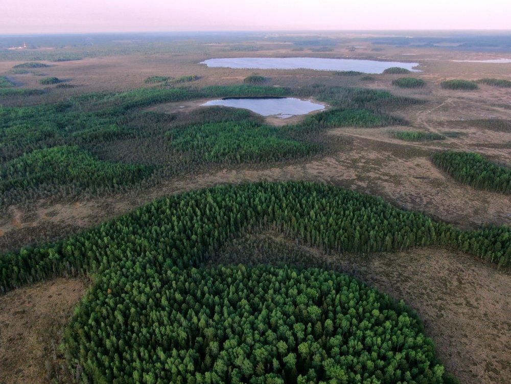 Заветное озеро