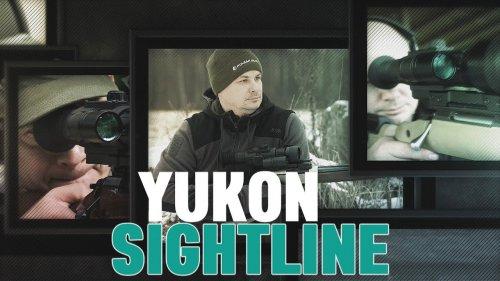 Ночной прицел Yukon Sightline в деле. Реальные условия для ночного прицела.
