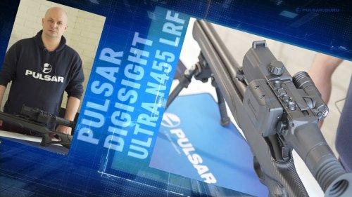 Обзор ночного прицела Pulsar Digisight ULTRA N455 LRF