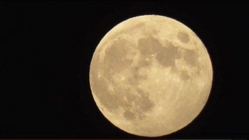 Полутеневое лунное затмение, 05.06.2020. Penumbra lunar Eclipse, June 5