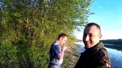 Рецепт самой свежей копченой рыбы. Рыбалка в  Ленинградской области.