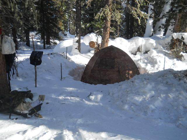 Палатка УП-1 мини