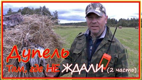 Продолжение видеорассказа об охоте на севере Кировской обл. Часть вторая
