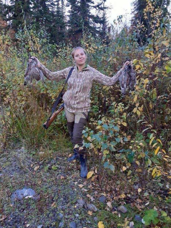 Охота в Хакасии