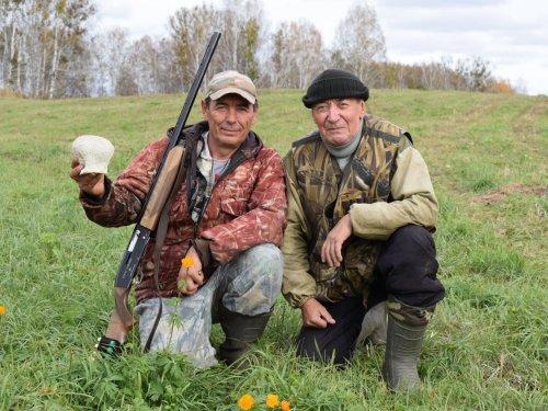 В поисках косачей)))
