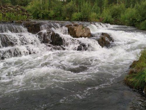 Водопад суенга