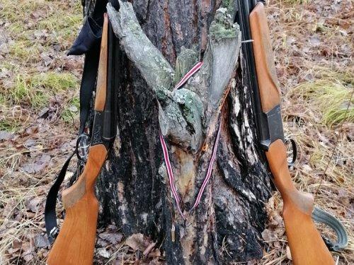 Натюрморт на охоте