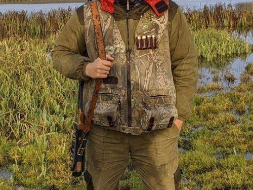 Осень, любимое время года для охотника