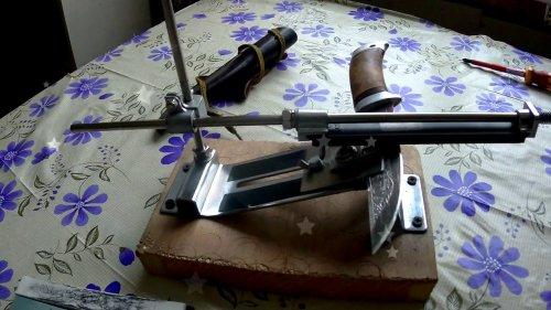 Станок для заточки ножей с Али экспресс