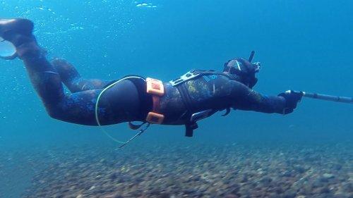 Подводная Охота Любительское Видео