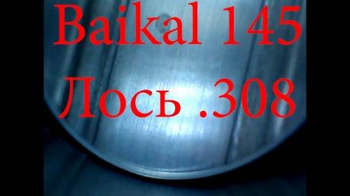 Осмотр бороскопом  нового Baikal 145 Лось