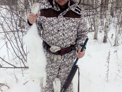 Первый зимний.
