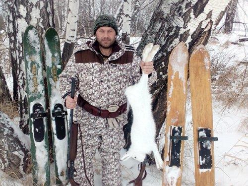 Открыли лыжный сезон.