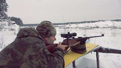 Мелкашка CZ-455 до 220 метров дешевым и дорогим патроном. 22LR умеет удивлять.