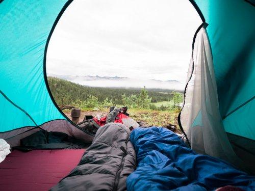 Простые советы о спальных мешках