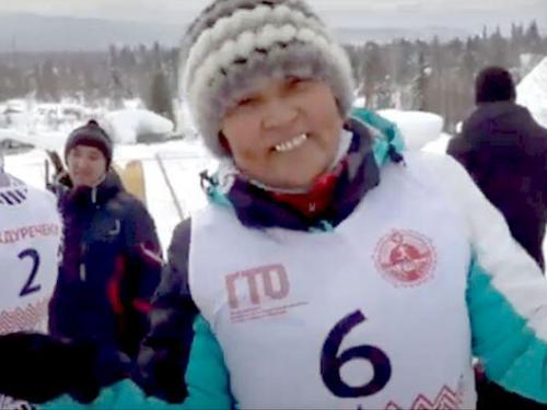 В Кузбассе прошли Первые зимние народные соревнования шорских охотников.