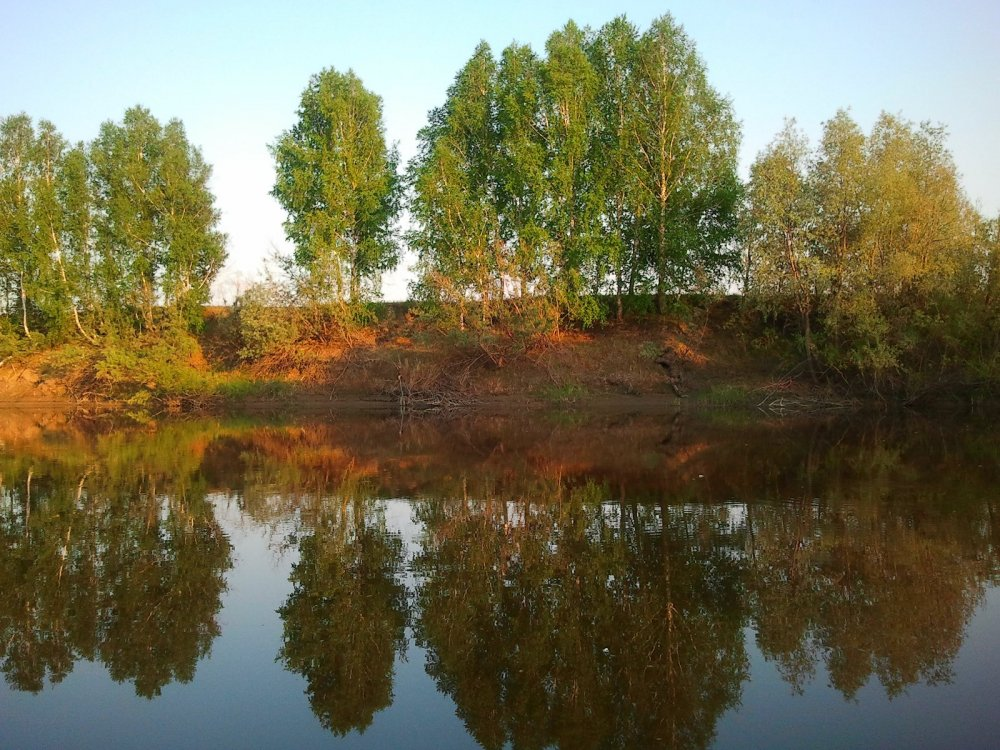 Река Тартас