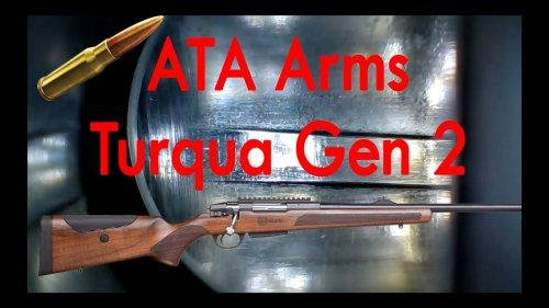 Что будет если почистит новую ATA Arms Turqua Gen 2 правильно