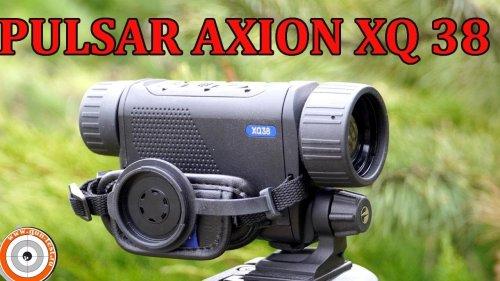 Тест Pulsar Axion XQ38