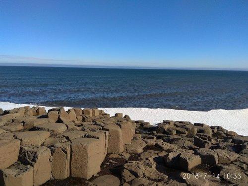 Северный Ледовитый океан.