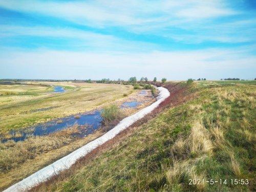 Разливы Иртыша. Юг Омской области