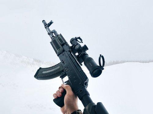 Влияние чистки на кучность стрельбы нарезного оружия