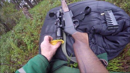 обзор карабина Haenel SLB2000+ стрельба