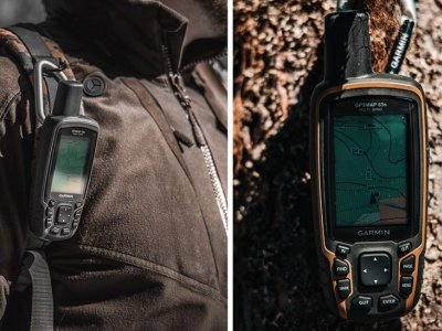Высокоточный навигатор GPSMAP 65s: опыт охотника